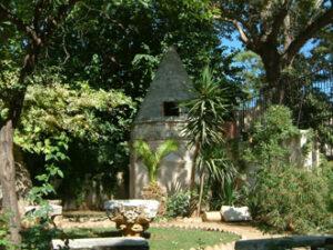 Chania (Hania) en Crète. Le jardin du musée