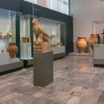 Musée d'Héraklion. Vases, amphores et représentations