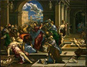 Heraklion, Crète. El Greco