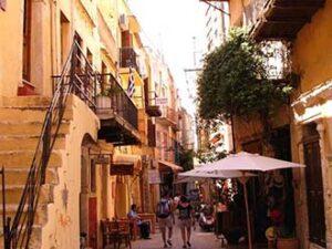 Rethymnon, Crète. Flaner dans ses ruelles