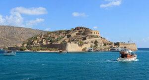 Spinalonga, Crète
